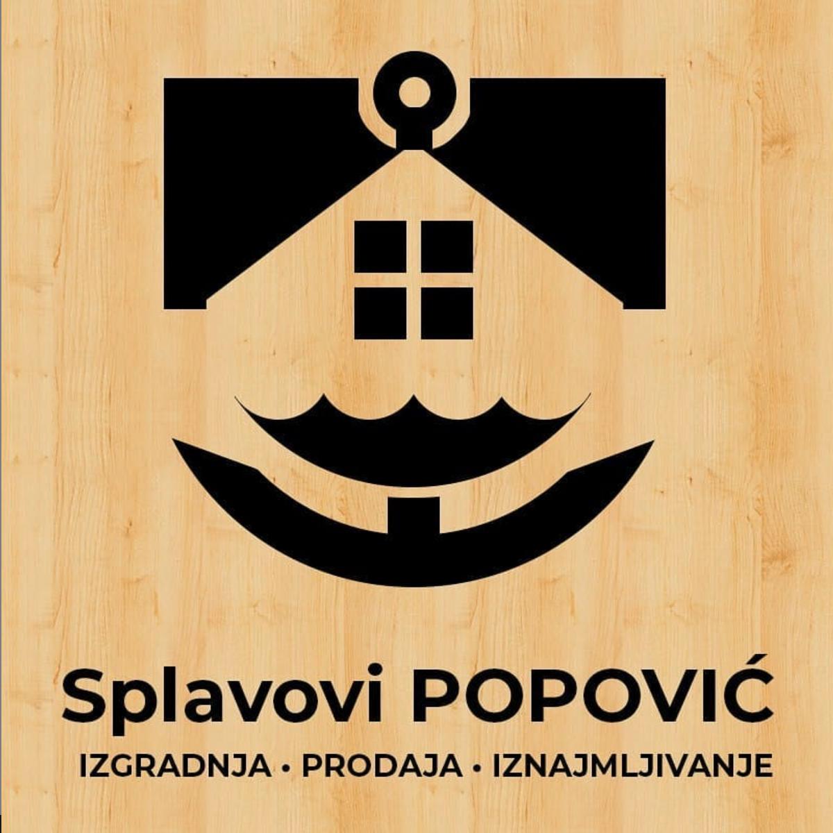 Splavovi Popović logo